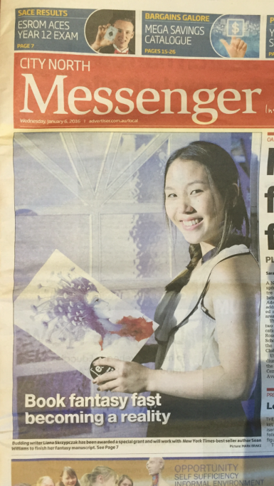 City Messenger Cover